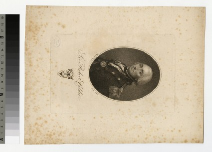 Portrait of R. Calder