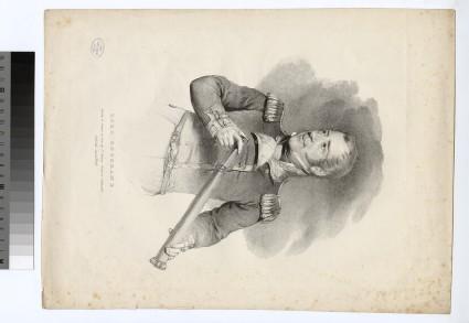 Portrait of Lord Cochrane