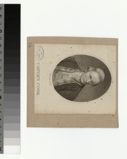 Portrait of Capt Cook