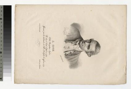 Portrait of J. Cook