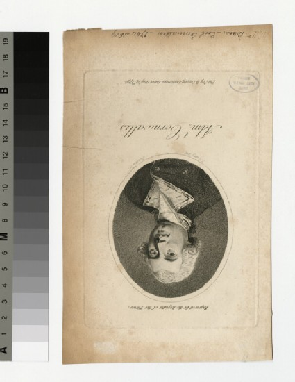 Portrait of Adm Cornwallis
