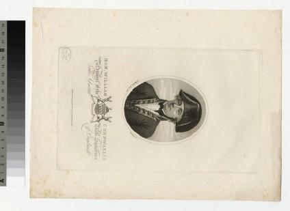 Portrait of Admiral Cornwallis