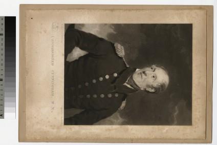 Portrait of Commissioner Cunningham