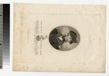 Portrait of R. Curtis