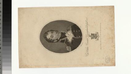 Portrait of Capt W. C. C. Dalyell
