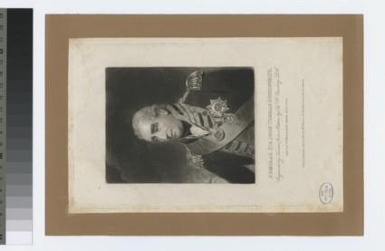 Portrait of Admiral Duckworth