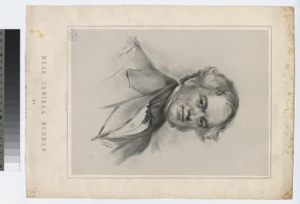 Portrait of Admiral Dundas