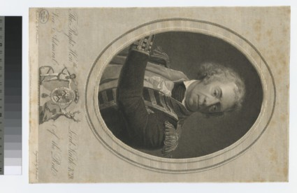 Portrait of Admiral Keith