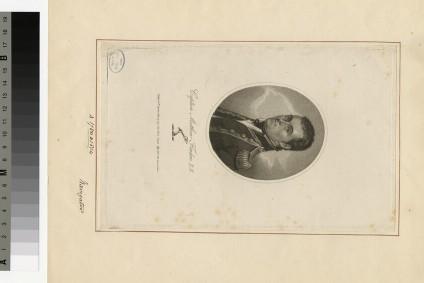 Portrait of Capt.M. Flinders