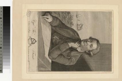 Portrait of Captain Thomas Forrest