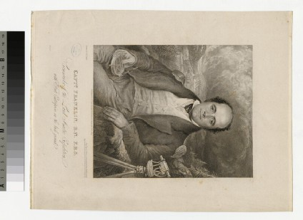 Portrait of Capt Franklin