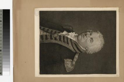 Portrait of Admiral Gardner