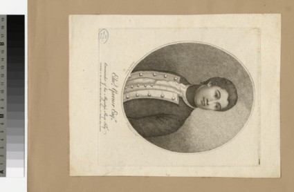 Portrait of E. Garner