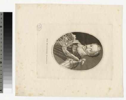 Portrait of Sir H. Gilbert