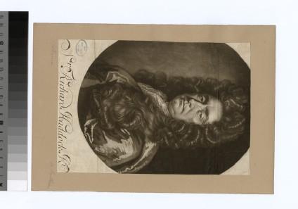 Portrait of Sir R. Haddock