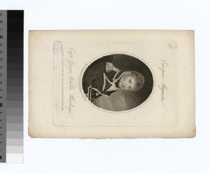 Portrait of Capt.G. N. Hardinge