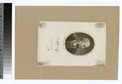 Portrait of Sir T. M. Hardy