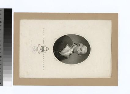 Portrait of Capt J. Harvey