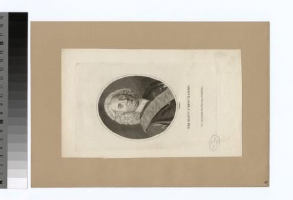 Portrait of Admiral Hawke
