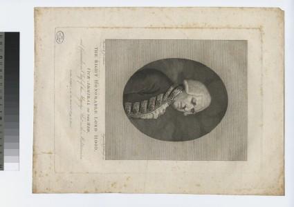 Portrait of Admiral Hood