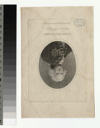 Portrait of Admiral Bridport