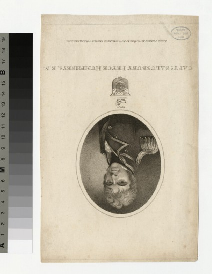Portrait of Capt.S. P. Humphreys