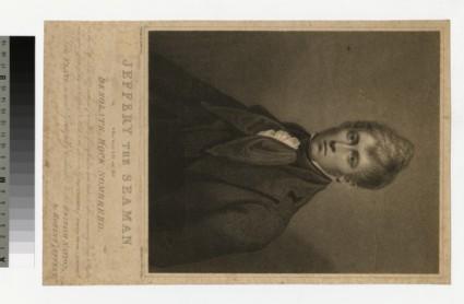 Portrait of Jeffery the Seaman