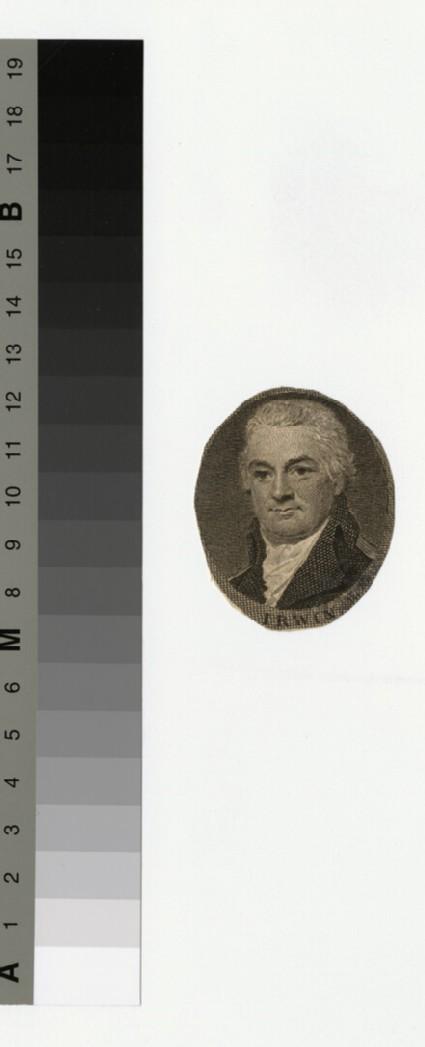 Portrait of Irwin