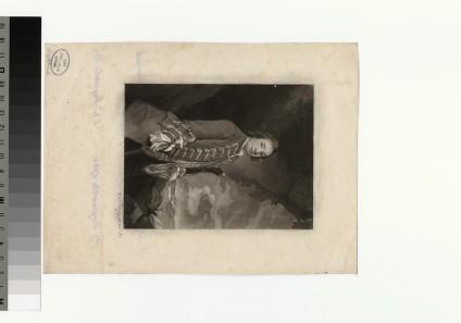 Portrait of Admiral Keppel