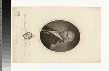 Portrait of Admiral Knight