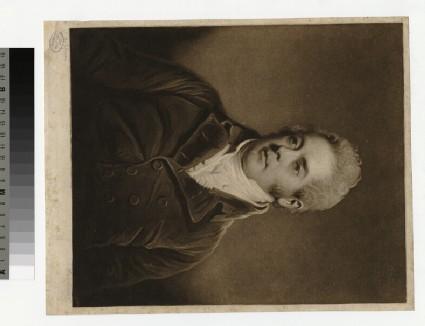 Portrait of Henry Legge
