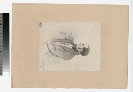 Portrait of Capt. Lock