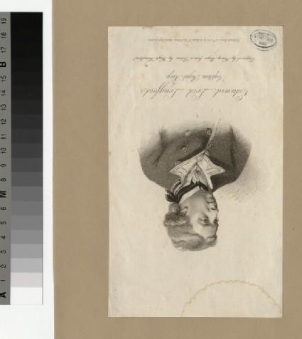 Portrait of Capt. Lord Longford