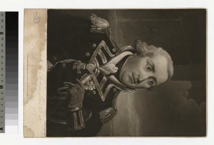 Portrait of Admiral Louis
