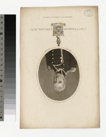 Portrait of Capt.C. Lydiard