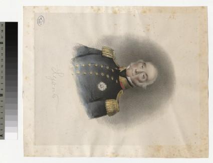 Portrait of Admiral Lyons