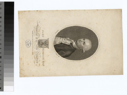 Portrait of Admiral Macbride
