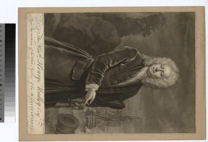 Portrait of Admiral H. Medley