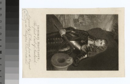 Portrait of Edward Montagu, 1st Earl of Sandwich