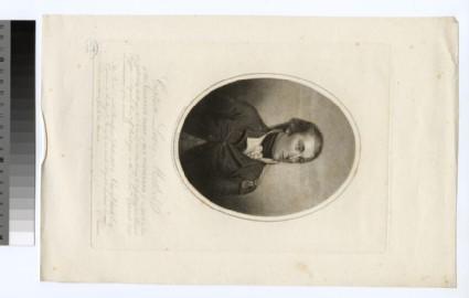 Portrait of Capt.L. Mortlock