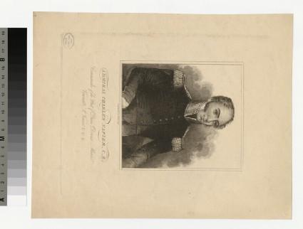 Portrait of Admiral Charles Napier