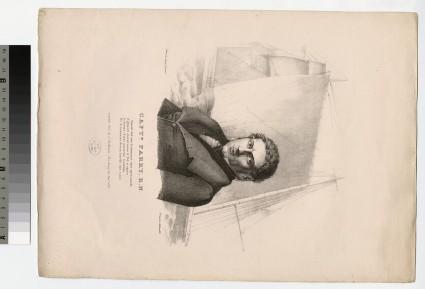 Portrait of Capt Parry