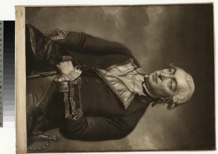 Portrait of Sir R. Pearson