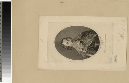 Portrait of Admiral Pennington