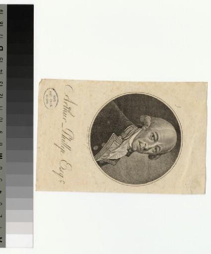 Portrait of A. Phillip