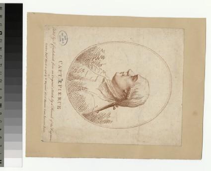 Portrait of Capt R. Pierce