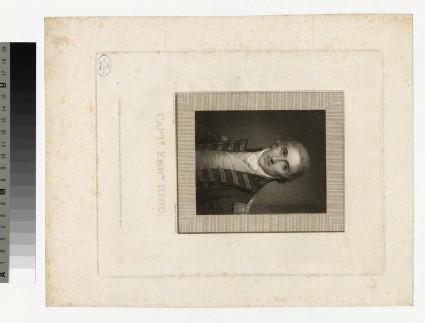 Portrait of Capt E. Riou
