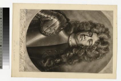 Portrait of Sir G. Rooke