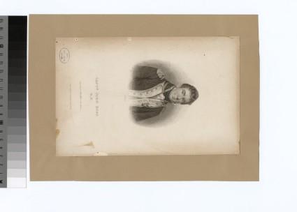 Portrait of Capt J. Ross