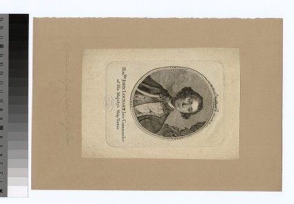 Portrait of Cdr Lochart